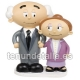 Figura Tarta - Pareja 50 aniversario